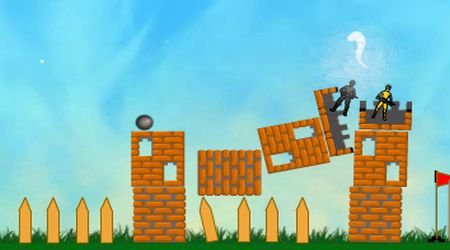 Screenshot - Army Cannon