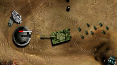 Screenshot - Battle Tanks