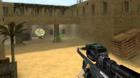 Screenshot - Counter Strike De Hiekka