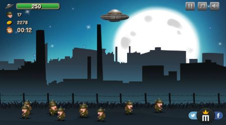 Screenshot - Outer Invasion