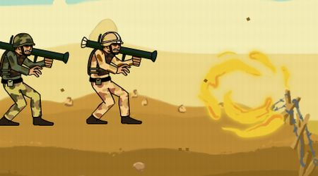 Screenshot - Rocket Soldiers